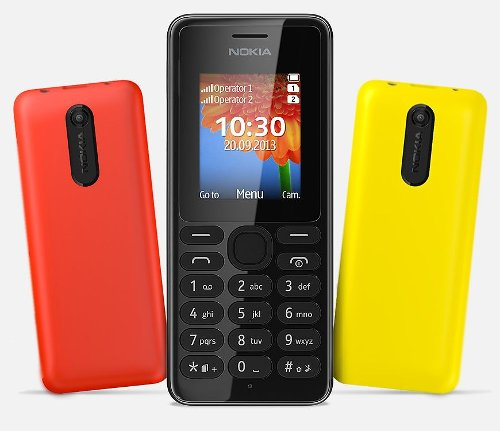 Microsoft на CES 2015: присматриваемся к Nokia 215