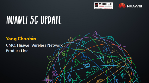 MWC2015: Huawei 5G Update - презентация, слайд 1