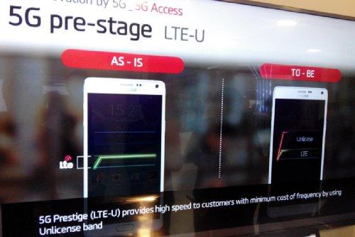 Использование частот Wi-Fi для расширения пула частот оператора LTE