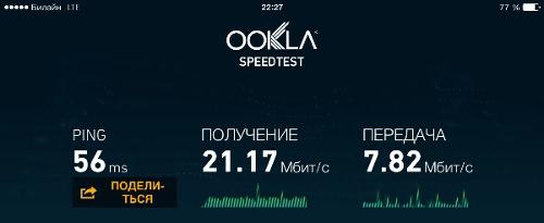 Билайн LTE в Волгограде