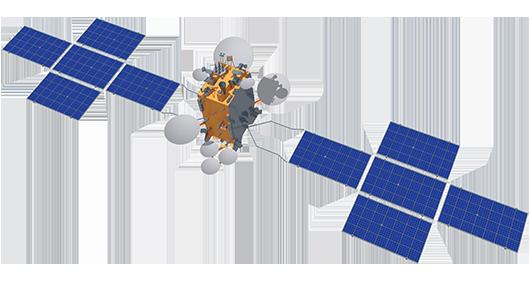 Вооружение спутника - 72