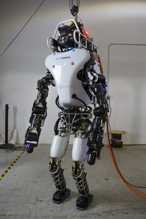Atlas, Boston Dynamics