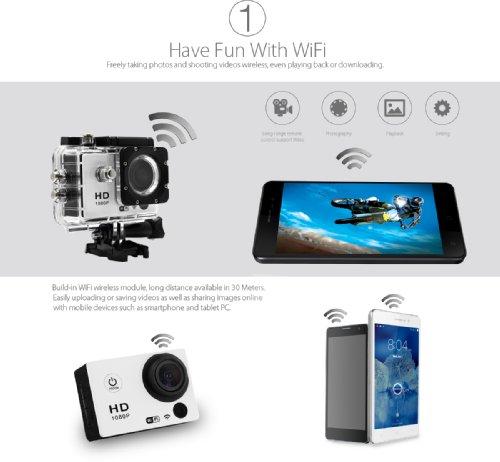 Альтернатива GoPro: недорогие экшн-камеры от китайских производителей. Весна 2015