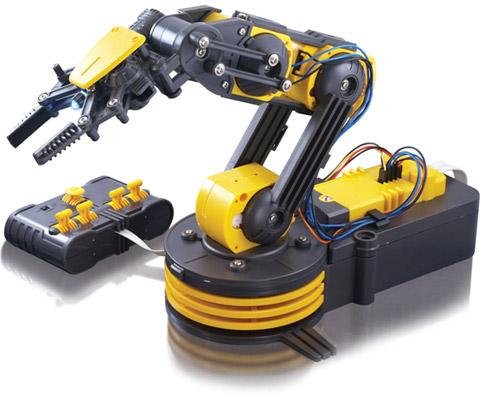 Роботы: Velleman KSR10
