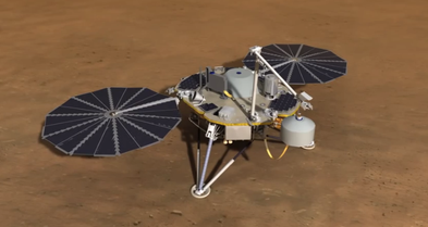 Марсоход InSight
