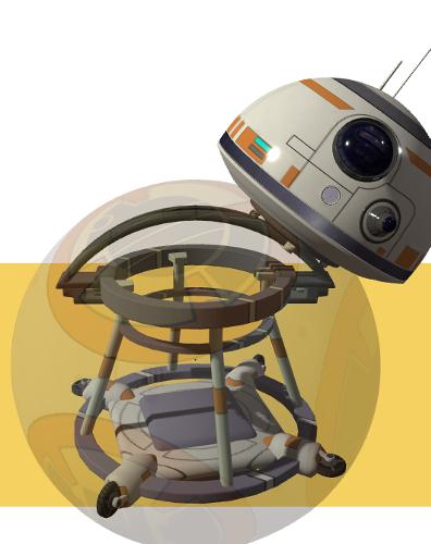 Астродроид BB8