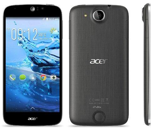 Анонсы: смартфон Acer Liquid Jade Z добрался до России