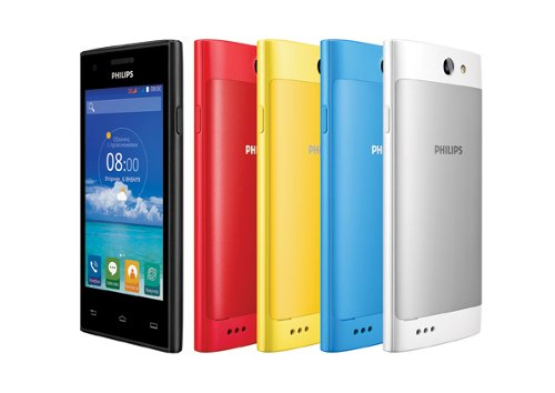 Анонсы: Бюджетный смартфон Philips S309 представлен официально