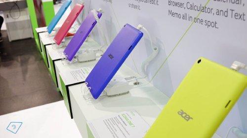 Acer, ASUS и Microsoft на Computex 2015