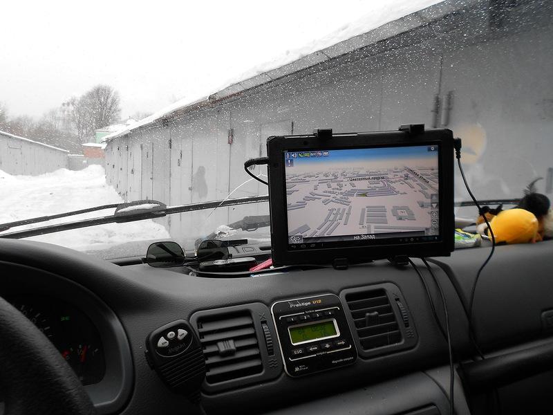 навигация для планшета - фото 5