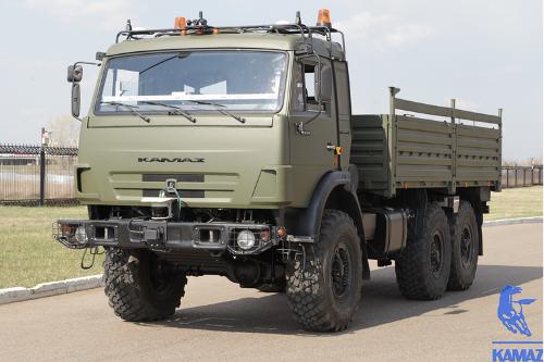КАМАЗ-5350