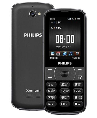 Анонсы: Philips Xenium E560 – до 73 суток без подзарядки