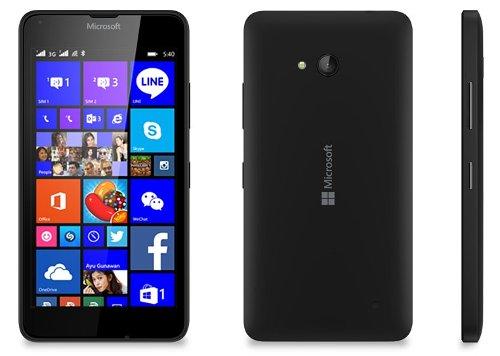 Анонсы: В России начались продажи Microsoft Lumia 540, «первого серьезного смартфона»