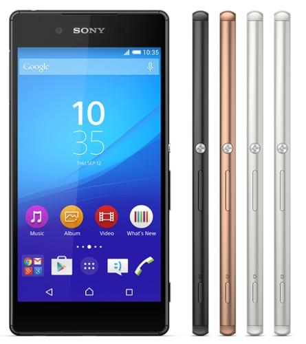 О смартфонах и не только #11: Sony XPERIA с QHD-дисплеем, BlackBerry c Android, сканеры отпечатка пальца и смертельные iPhone