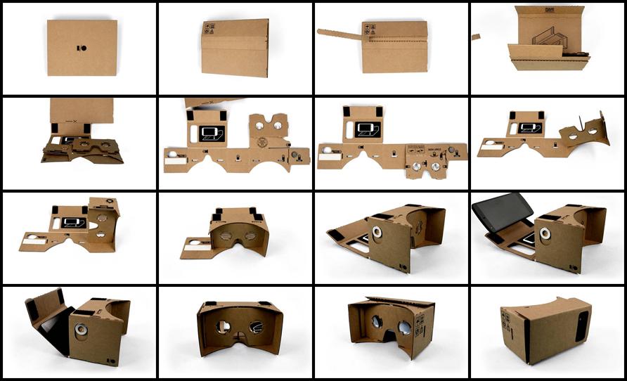 Как сделать своими руками очки виртуальной реальности