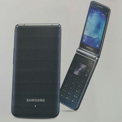 Слухи: Samsung Galaxy Folder – Android-раскладушка для корейского рынка с поддержкой LTE