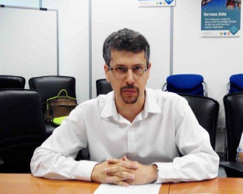Олег Вольпин, Amdocs