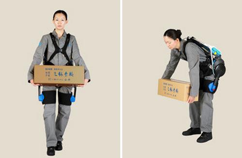 Panasonic Assist Suit AWN-03