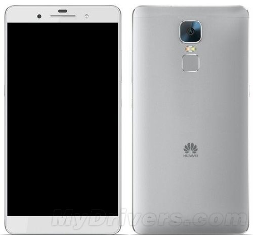 Слухи: Huawei Mate 8 на пресс-фото