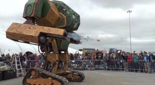 Megabot, Megabots, США
