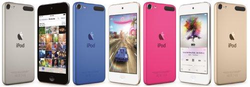 Новый iPod Touch представлен официально