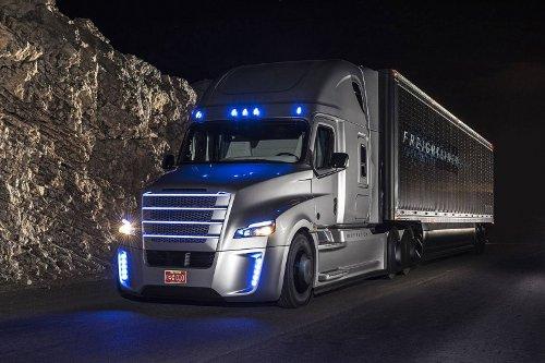 Freightliner Inspiration, США