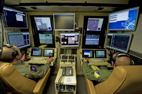 Как управляют дроном MQ-9 Reaper