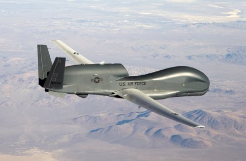 RQ-4 Global Hawk, Northrop Grumman, США