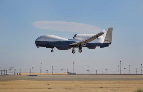 MQ-4C Triton, Northrop Grumman, США