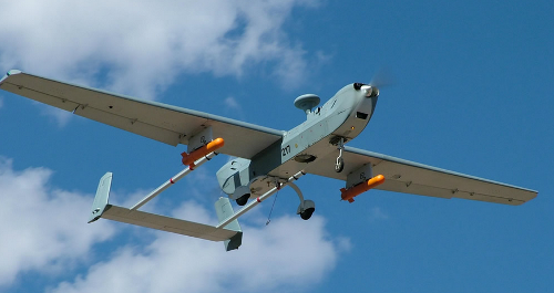 MQ-5B Hunter, IAI Malat Division, США/Израиль