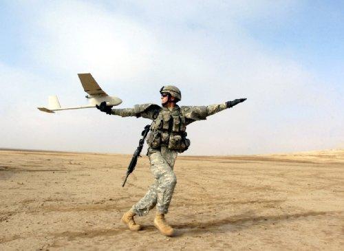 RQ-11 Raven, Aerovironment, США