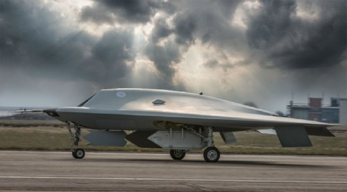Taranis, BAE Systems, UK