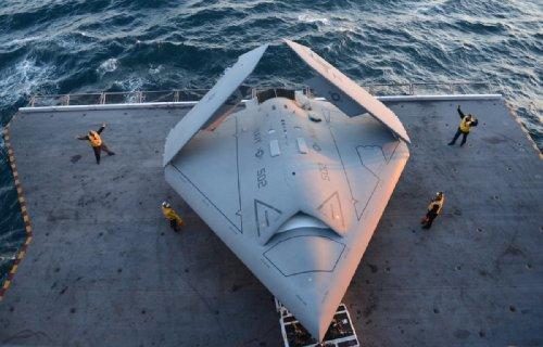 X-47B Pegasus, Nothern Grumman, США