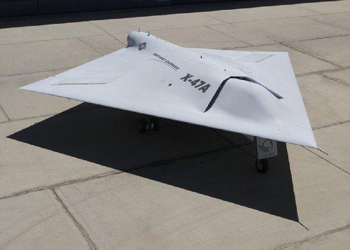 X-47A Pegasus, Nothern Grumman, США