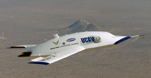 X-45, Boeing Phantom Works, США
