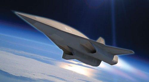 SR-72, Lockheed Martin, США