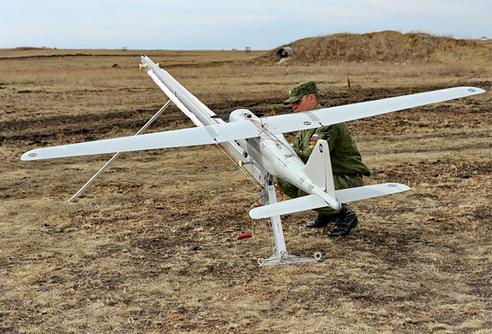 Орлан-10, Специальный технологический центр, Россия