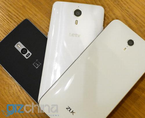 Ночной тест камер китайских «убийц флагманов»: ZUK Z1 vs OnePlus 2 vs LeTV Le1