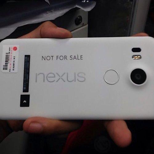Слухи: LG Nexus 2015 выйдет под именем Nexus 5X. Анонс 29 сентября
