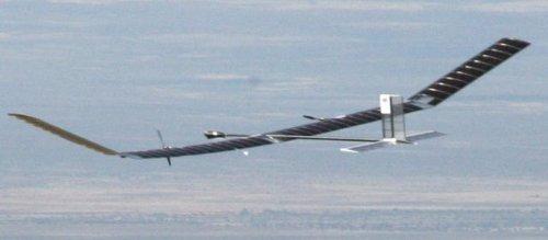 Zephir UAV