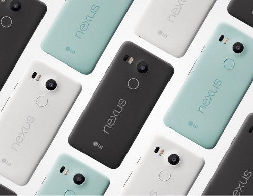 Беглый взгляд на LG Nexus 5X и Huawei Nexus 6P