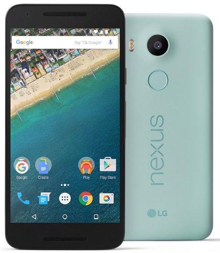 Анонсы: LG Nexus 5X представлен официально