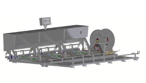 RoboPlant, Flier Systems (входит в ISO Group), Нидерланды