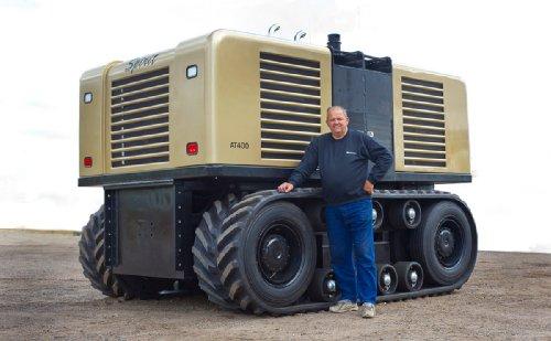 AT400 Spirit, Autonomous Tractor (ATC), США