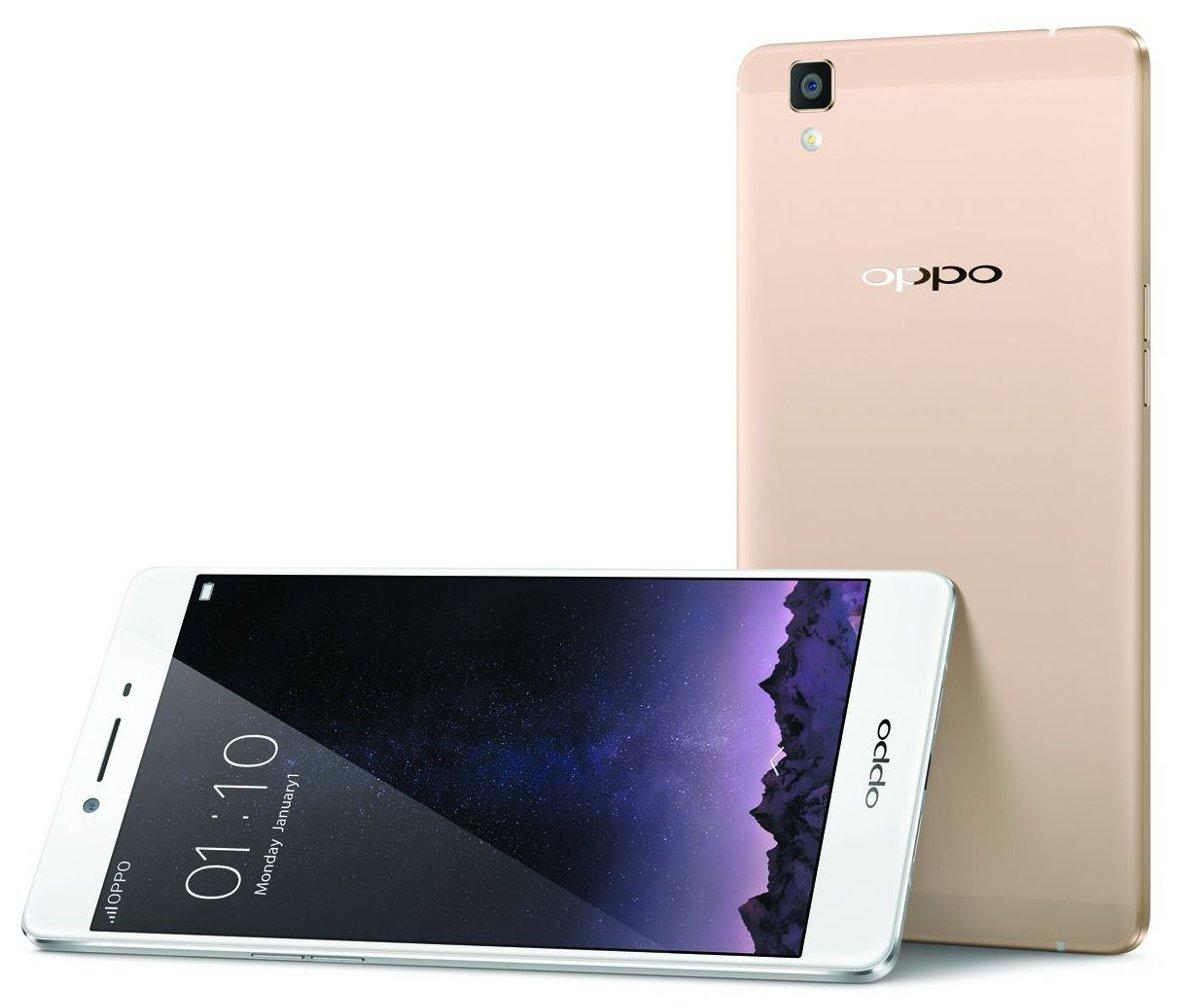 Анонсы Oppo R7s представлен официально