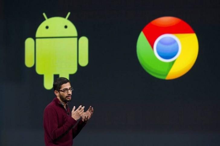Это интересно Google планирует объединить Chrome OS и Android в одну операционную систему