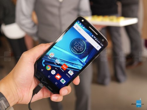 Беглый взгляд на Motorola Droid Turbo 2 – смартфон с небьющимся экраном