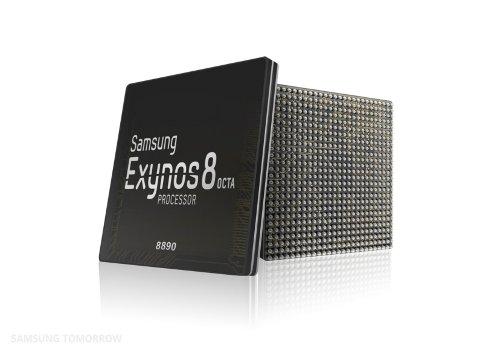 Компоненты: Samsung Exynos 8890 – новый флагманский чипсет Samsung