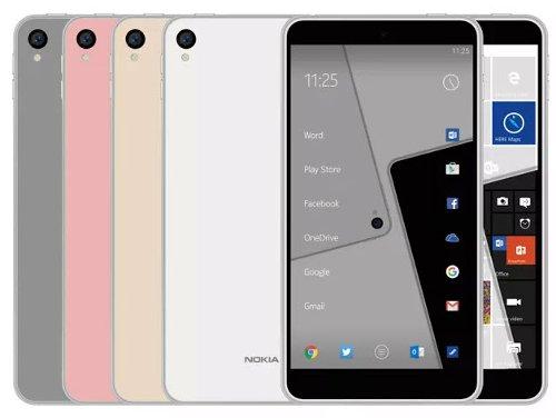 Это интересно: Nokia C1 будет доступен в версиях с Android и Windows 10 Mobile