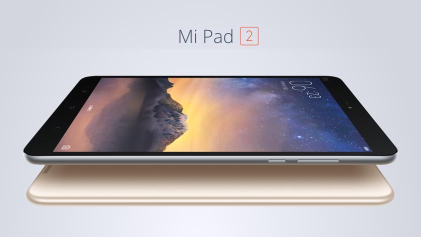Анонсы Официально представлен Xiaomi Mi Pad 2